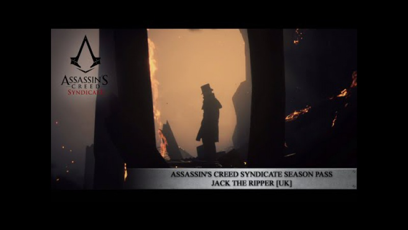 Assassin's Creed Syndicate Season Pass - Jack The Ripper [UK]