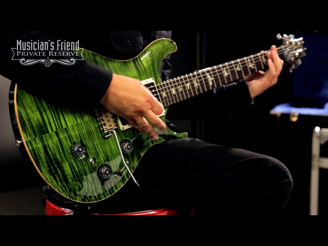 PRS P24 Tremolo Electric Guitar, Jade