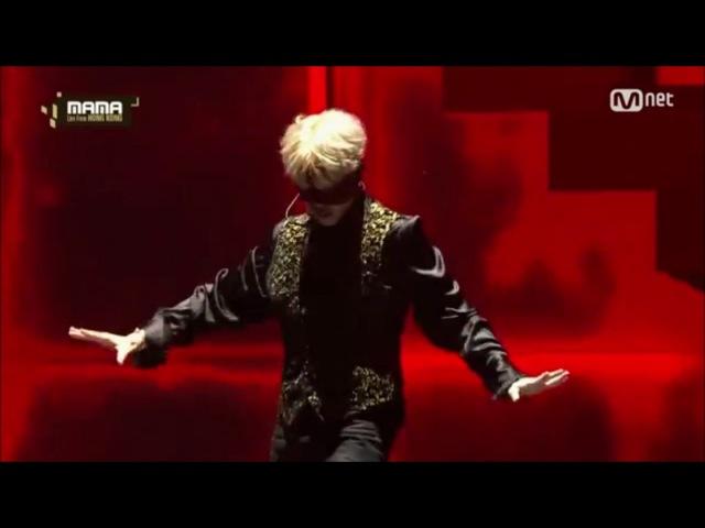 BTS (J-Hope x Jimin) - Boys Meet Evil (Dance Perf. [MAMA])