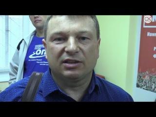 Забастовка дальнобойщиков  События на Кавказе  Пресс конференция Дальнобойщиков