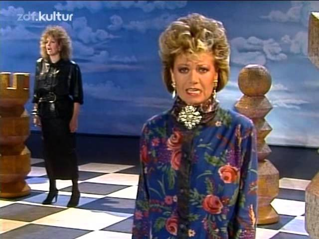 Barbara Dickson And Elaine Paige I Know Him So Well Show und Co mit Carlo 1985