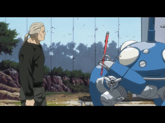 Tachikoma Explains Individuality And God 【Ghost in The Shell S.A.C.】