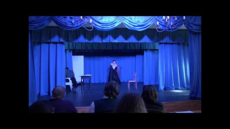 Дуэт Жерара и Маддалены is operi Djordano,,Andre Schenye-eksamen po opernomu klassu,4y kurs.30.05.17