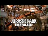 Jurassic Park Trespasser - Обзор от Carma Amputee