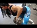 Тренировка суперсетами груди плеч и трицепса