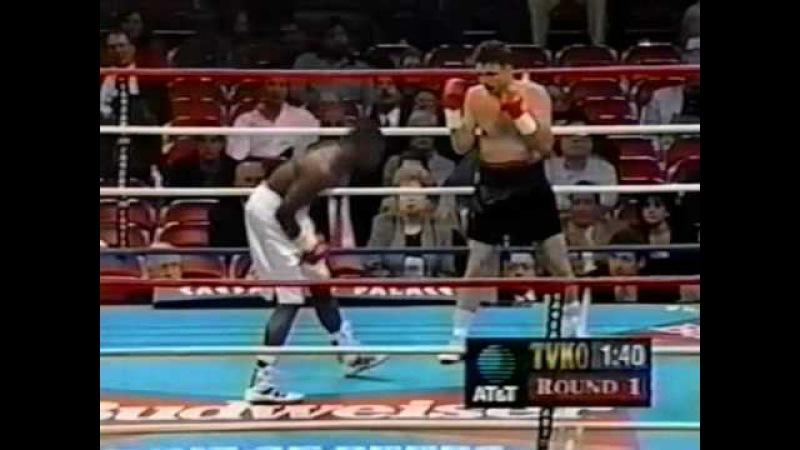 Floyd Mayweather Jr vs Bobby Giepert