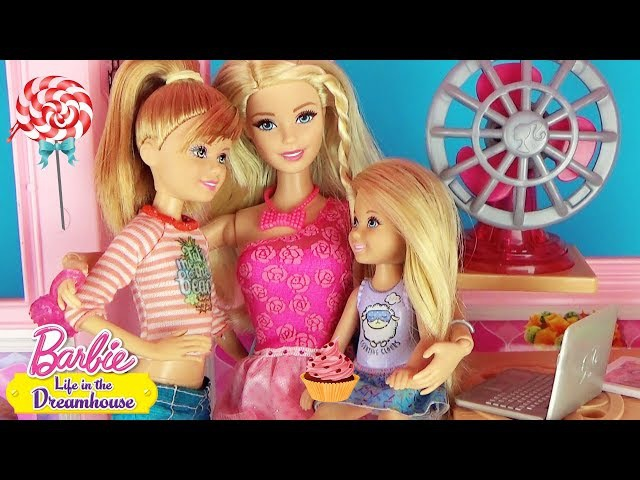 Мультик Барби и сестры в доме мечты Драка с Кеном Доктор с уколом Play doll ♥ Barbie Origina...