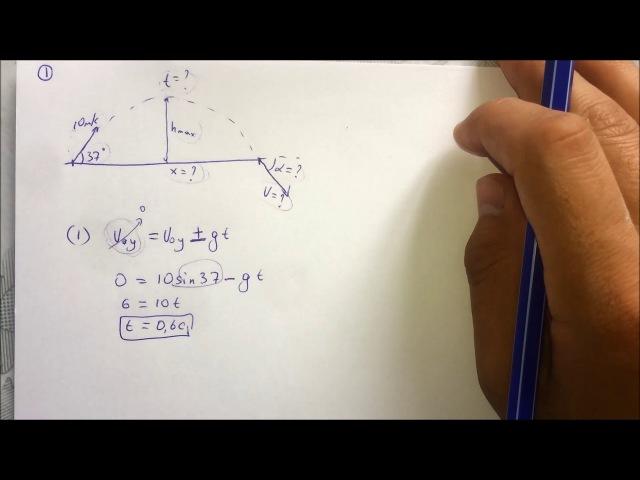 2 ші сабақ 4 ші бөлім Физика Қазақша Екі бағыттағы қозғалыс Есеп шығару 1