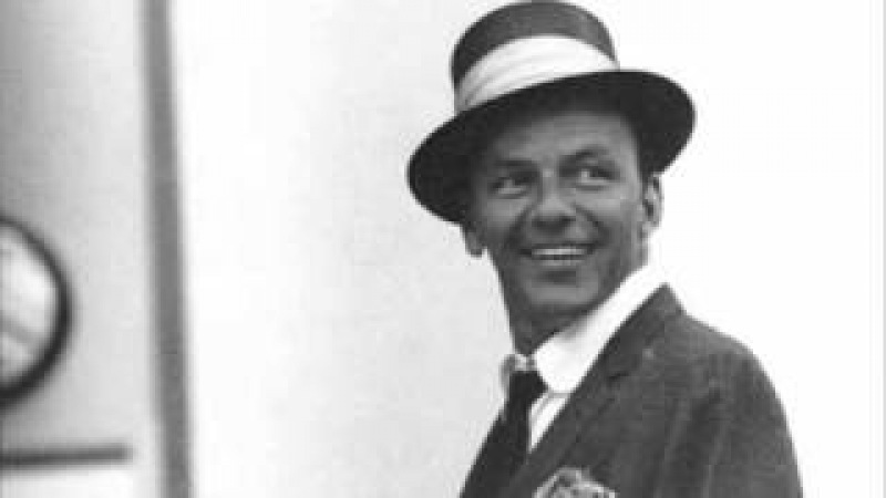 Frank Sinatra- I Can't Stop Loving You