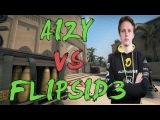 CSGO POV dignitas aizy vs FlipSid3 (3923) mirage @ ESL One Cologne 2015 European Qualifier