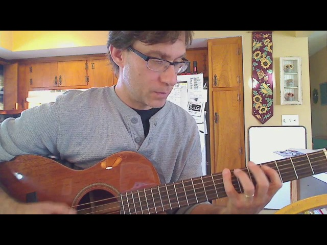 Frank Vignola Guitar Lessons - Major Scales around the cycle of 5ths