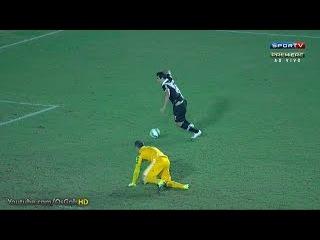 Herrera perde Gol Inacreditável, Vasco 1 x 4 Palmeiras - Brasileirão 26/07/2015
