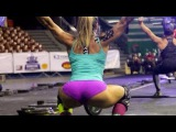 Crossfit Is My Drug|Amazing Brazilian Crossfit Models Workout