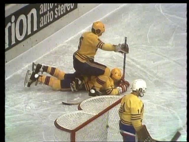Канада-Румыния 1977 ЧМ