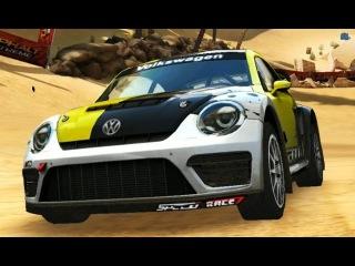 Asphalt Xtreme🏎💨Volkswagen Beetle GRC Clash🏆1st🥇Desert Sandstorm [1:07:056]