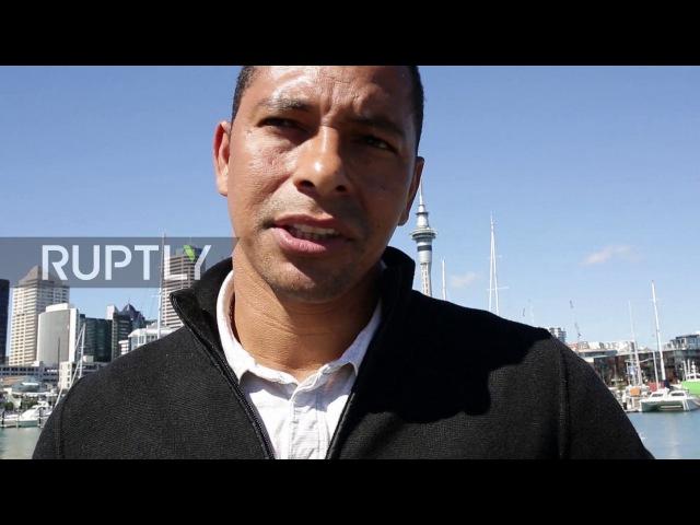Новая Зеландия Жильберто Сильва открывает Кубок Конфедераций Россия 2017 из Окленда