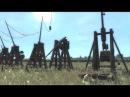 Medieval II Total War. Вторжение монголов.