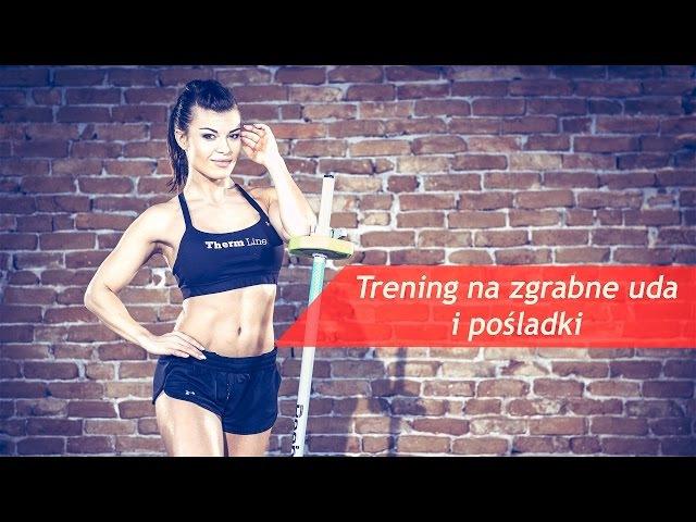 16 minutowy turbo trening na seksowne pośladki i uda Natalia Gacka Odchudzanie bez Kitów