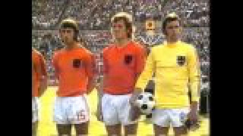 Обзор ЧМ-1974 | Review WC-1974