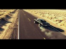 ENGINEERED IMPERFECTIONS 1968 Dodge Charger w/ mohawk, car driving in Mann's 4AM music video