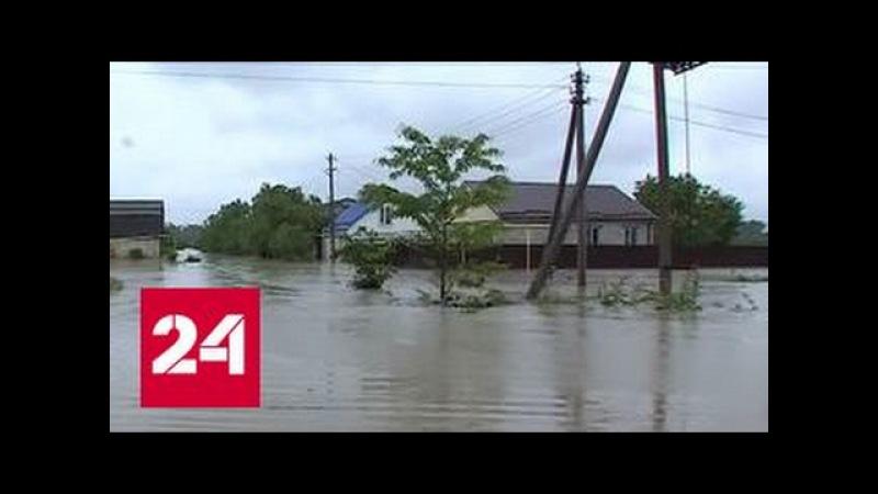 Ставрополь и Кубань превратились в зону бедствия