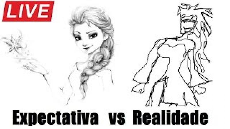 Live Gartic - (Multiplayer Online) - Desenho com os Inscritos
