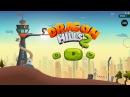 Игра про зомби и драконов Dragon hills 2 Обзор и прохождение.