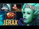 Solar Crest Atos Build Death Prophet by Jerax Dota 2 7.06 Crazy Gameplay
