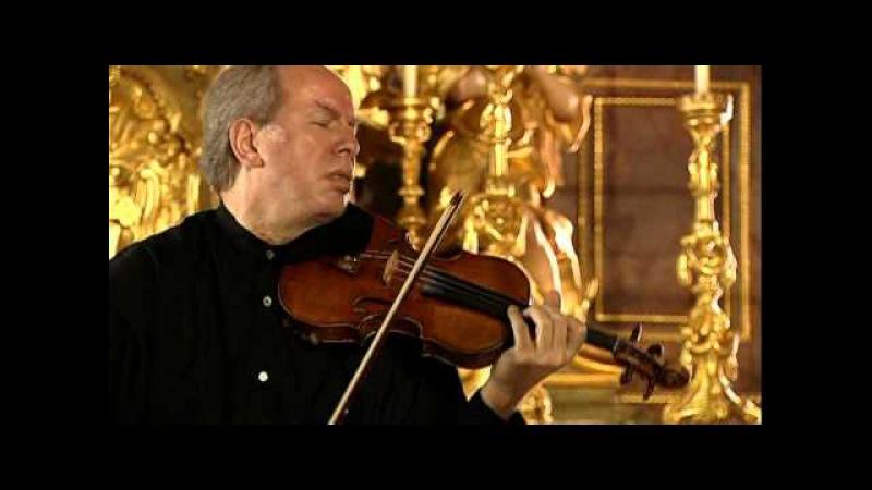 Kremer - Bach - Solo Partita No. 2 in D Minor - I. Allemanda