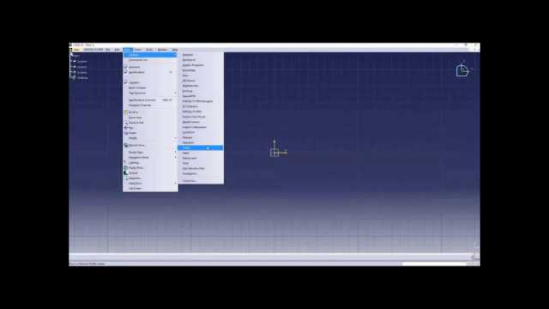 4 2 Boyutlu Çizim Ve Profile Toolu HD Catia Eğitim