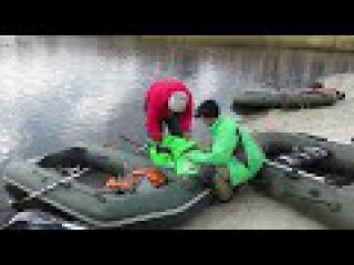 Чемпионат Мордовии по ловле на спиннинг с лодок 2017