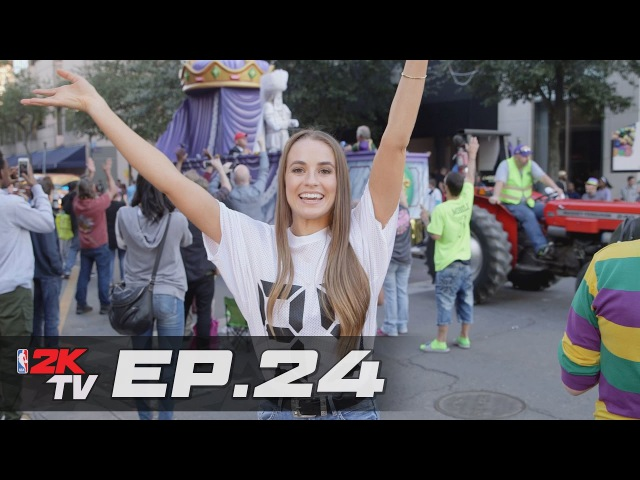 All-Star Weekend in New Orleans - NBA 2KTV S3. Ep.24
