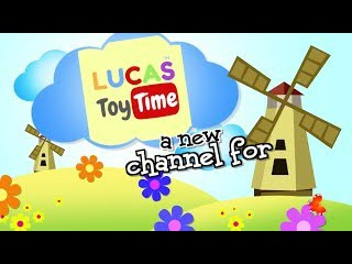 Channel trailer. He likes Giants surprise eggs, Big pinatas, opening huge boxes and unboxing toys