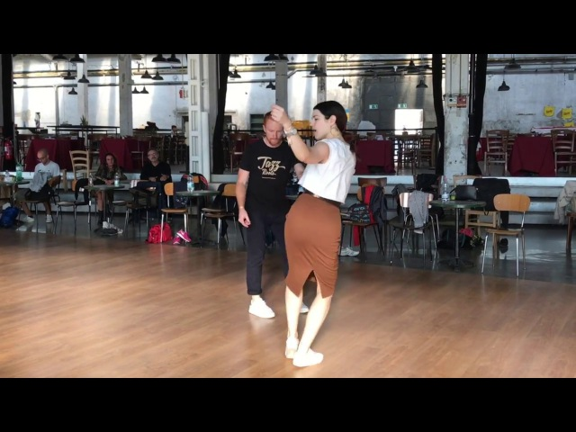 How to do Lindy Hop Switches 4 Switch Styles for Followers with Sharon Davis