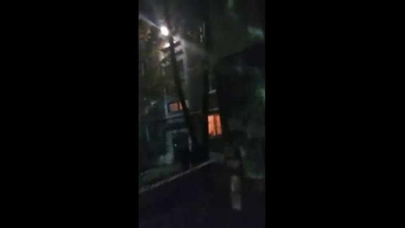 В Каменском Днепродзержинске упавший козырек подъезда убил подростка