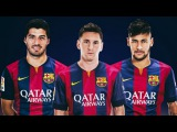 ● Лучшее трио ● Messi, Suárez, Neymar 2017 ● Топ 20 лучших голов