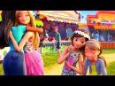 Барби 1 Барби и Щенки в Поисках Сокровищ на русском все новые серии подряд 2016 Barbie мультик игра