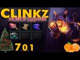 Clinkz - Клинкз 7.0.1 Новогодний выпуск
