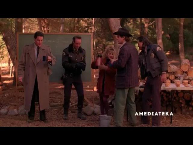 Twin Peaks / Твин Пикс (1990 – ...) - Trailer / Русский трейлер