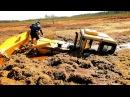 Это ЖЕСТЬ! ТРАКТОРЫ БУЛЬДОЗЕРЫ ПО БЕЗДОРОЖЬЮ! ✅Уникальная подборка Гусеничные Тракторы Грязь