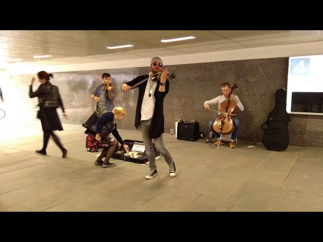 Арбат. Скрипки и виолончель. mulermanband