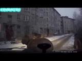 Заказала такси в России, жесть. Приколы на дорогах 2017