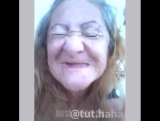 Е дуне бабуля