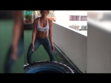 Sonia Isaza Glute  Buttocks Workout _ Female Fitness Motivation
