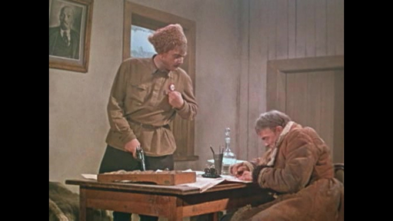Поднятая целина (1959) CD1