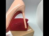 (Новая коллекция)  Christian Louboutin туфли 👠 каблук 10 см new collection 2017-2018  хит продаж 😍😍😍 копия люкс с документами на