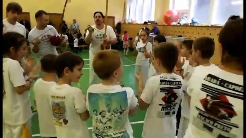 День Кабасы 2017. Дети музыкалка. ))