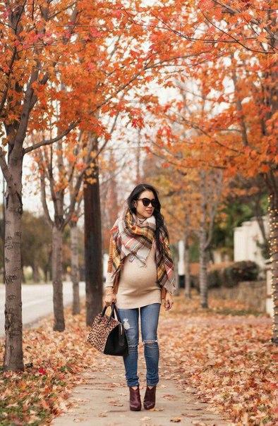 Стильная беременность 🤰В наличии джинсы для беременных ТЦ Сити Центр