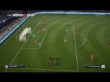 Гол Коноплянки в FIFA 17
