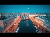 Белые ночи, Санкт-Петербург.